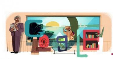 جوجل يحتفي بذكرى ميلاد الروائي السوداني الطيب صالح