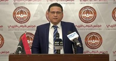 المتحدث باسم رئيس مجلس النواب الليبي