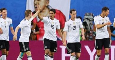 ملخص وهدف مباراة المانيا وتشيلي