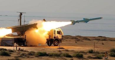 تجربة لصاروخ قصير المدى تجريها باكستان