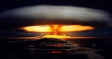 التصديق على أول معاهدة من نوعها لحظر الأسلحة النووية تمهيدا للقضاء التام عليها