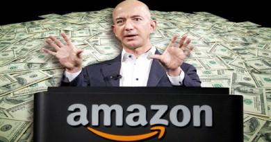 جيف بيزوس يتخطى بيل غيتس ليصبح أغنى رجل في العالم