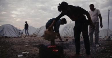 يوميات اللاجئين في جزيرة خيوس اليونانية