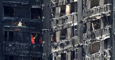 صحيفة: خبير حرائق تلقى ربع مليون جنيه استرليني مقابل اخفاء عيوب برج غرينفيل