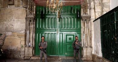 تفاصيل هجوم القدس وإغلاق الأقصى