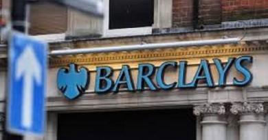 باركليز يخسر 1.6 مليار دولار في النصف/1 بعد بيع أنشطة أفريقية