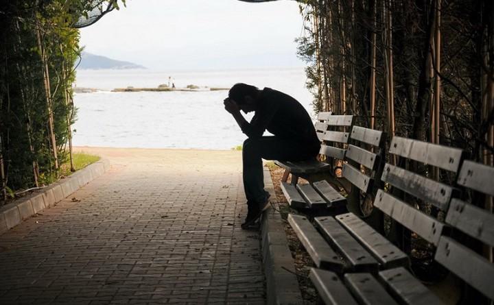 ثلث البريطانيين يعانون من القلق والاكتئاب