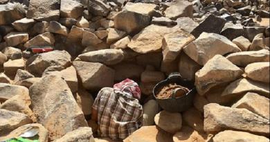 عمرها 4 آلاف سنة.. اكتشاف مقابر حجرية غامضة في الأردن
