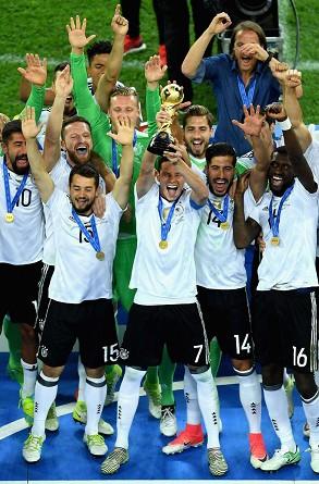 أبطال كأس القارات.. نصيب الأسد للبرازيل وألمانيا تنتزع اللقب الغائب