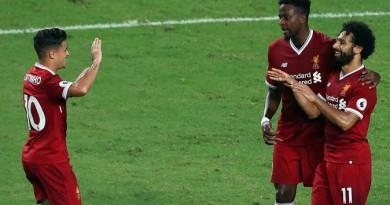 بالفيديو: ليفربول يتوج بكأس الدوري الإنجليزي في آسيا على حساب ليستر سيتي