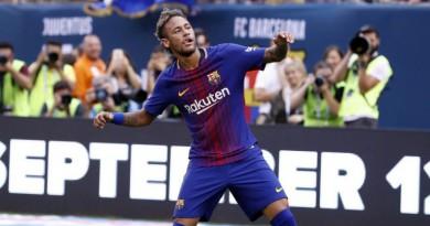 بالصور: نيمار ينفجر في فوز برشلونة على يوفنتوس بكأس الأبطال