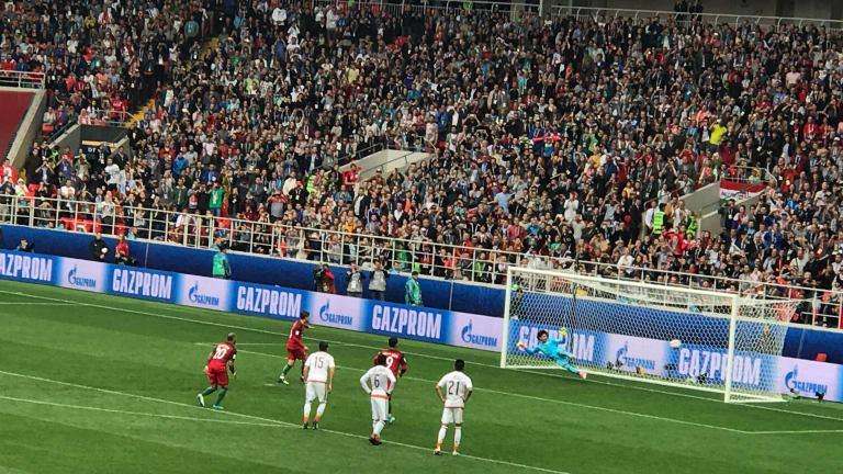 بالفيديو والصور: البرتغال تحقق برونزية كأس القارات بعد تغلبها على المكسيك