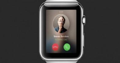 """""""أبل"""" تعتزم إنتاج ساعات بوسعها إجراء اتصالات هاتفية"""
