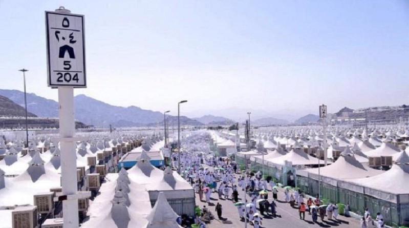 الطقس في مكة المكرمة والمشاعر المقدسة