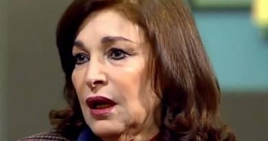 وزيرالثقافة والمسرح القومي يكرمان الفنانة نادية رشاد