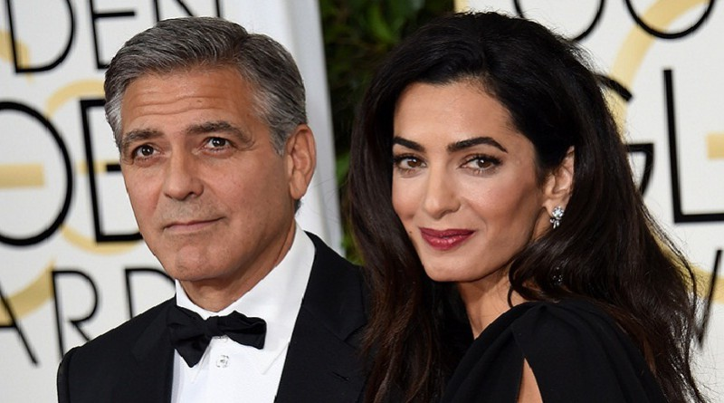 George and Amal Clooney to help 3,000 Syrian refugees go to school in Lebanon