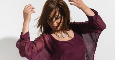 ليلى الكوشي تغني جنبا إلى جنب مع لطفي بوشناق بمهرجان شفشاون