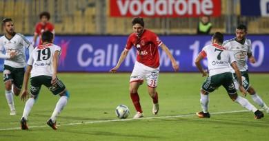 مباشر| نهائي كأس مصر.. الأهلي والمصري