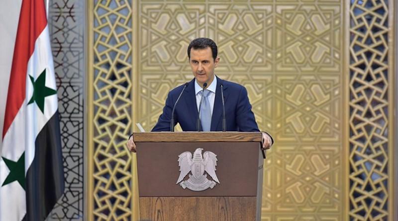 """الأسد: المشاريع الغربية مع """"الإسلام السياسي"""" فشلت والمعركة مستمرة"""