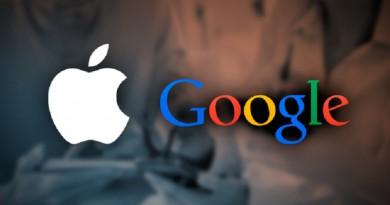 تنافس بين جوجل وأبل على تكنولوجيا الواقع المعزز