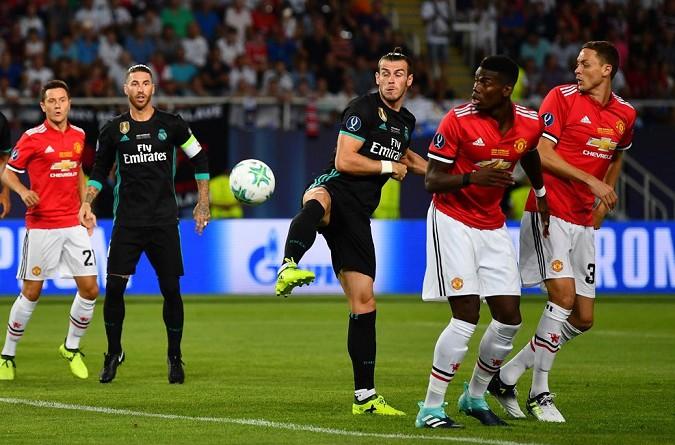 ريال مدريد ومانشستر يونايتد