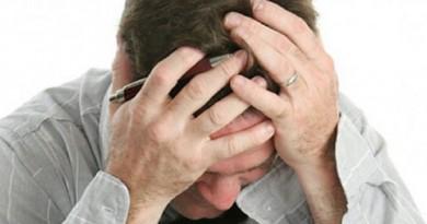 آثار كارثية للتوتر والقلق على جسم الإنسان