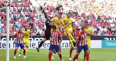 بالفيديو والصور: أتلتيكو مدريد يفوز على نابولي بثنائية في كأس أودي