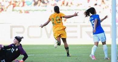 بالفيديو: أستراليا تكتسح البرازيل بسداسية وتتوج بلقب بطولة الأمم الودية