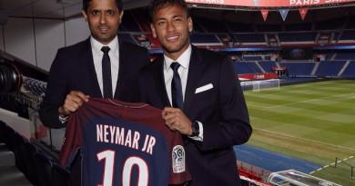 شاهد ماذا قال نيمار بعد انضمامه إلى باريس سان جيرمان