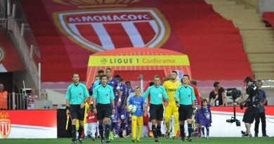 بالفيديو: موناكو يقلب تأخره أمام تولوز إلى فوز صعب