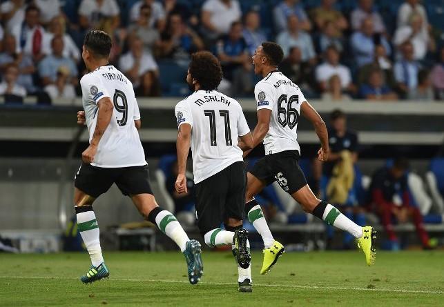 بالصور: ليفربول يحقق فوز ثمين على هوفنهايم بثنائية في دوري الأبطال