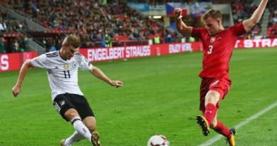 ألمانيا تتأهل للمونديال