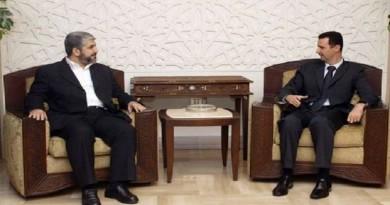 واشنطن بوست: وساطة إيرانية بين دمشق وحماس لإعادة بناء التحالف القديم