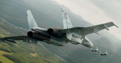 """ماذا كانت تفعل """"سو-27"""" فوق الأراضي الأمريكية قبل تحطمها؟"""