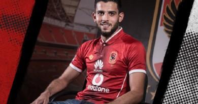 عبد الله الشامي: قميص الأهلي شرف كبير.. وأعشق أبو تريكة