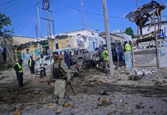 مقتل ثمانية جنود صوماليين في هجوم لحركة الشباب على قاعدة عسكرية