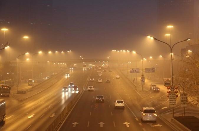 بكين تحظر البناء خلال الشتاء لتحسين جودة الهواء
