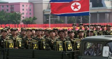 Trump to meet security advisers over 'hostile' N.Korea test