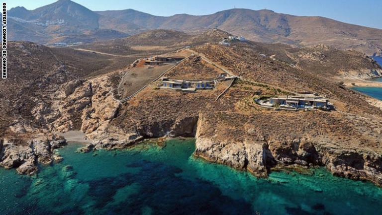 جزيرة سيريفوس اليونان