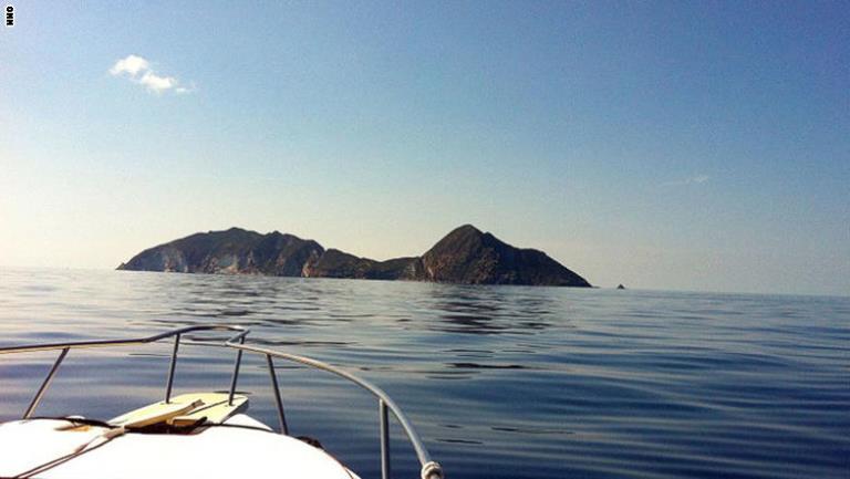 جزيرة بالمارولا في ايطاليا