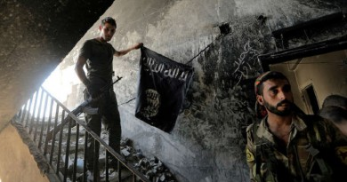 """الرقة.. """"داعش"""" على وشك الانهيار فماذا بعد؟"""