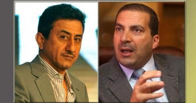 ناصر القصبي يصف عمرو خالد بانه داعية معتوه