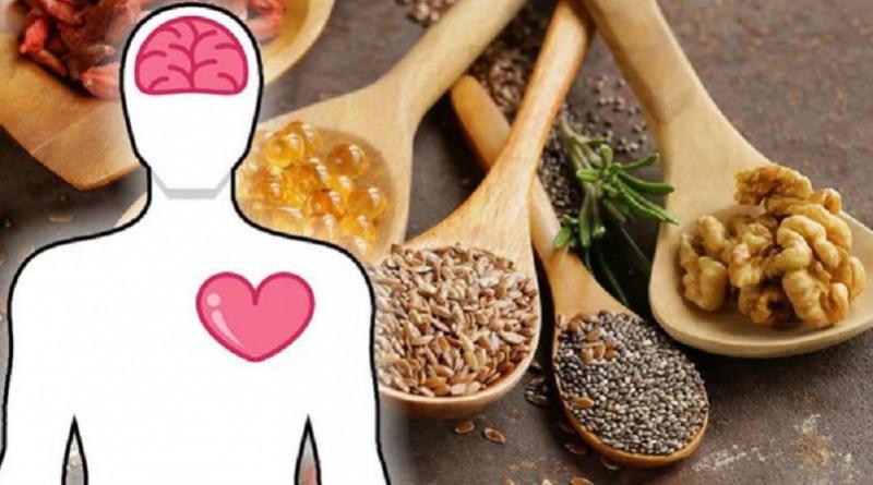 إذا كنت نباتياً.. 7 مصادر طبيعية لأحماض أوميغا 3