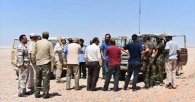 بالاسماء : التعرف على 12 مصرياً عثر على جثثهم في صحراء ليبيا