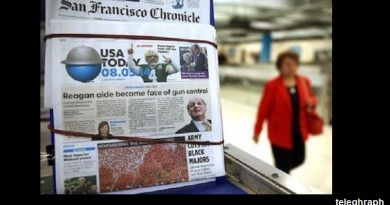 أبرز عناوين صحف أمريكا الشمالية