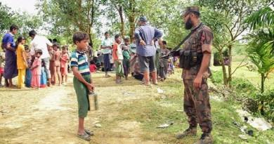 قاعدة اليمن تدعو لهجمات في ميانمار