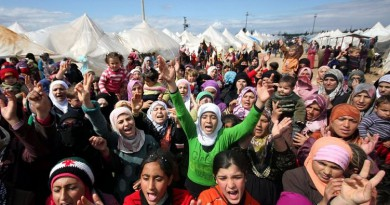 """""""صانداي تايمز"""": تركيا تشترى لاجئات سوريات تحت مسمى الزوجة الثانية"""
