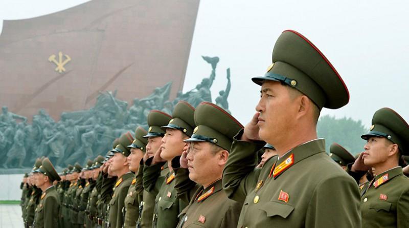 4.7 مليون كوري شمالي مستعدون للتطوع للقتال في صفوف جيشهم