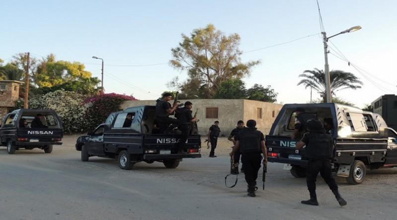 استشهاد 18 شرطيا في هجوم إرهابي في سيناء.. وداعش يتبنى