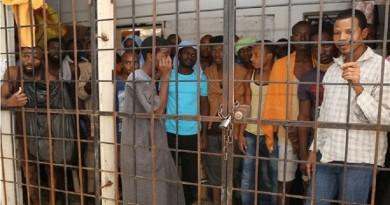 """""""الأمم المتحدة"""" تحاول تحسين ظروف احتجاز المهاجرين في ليبيا"""